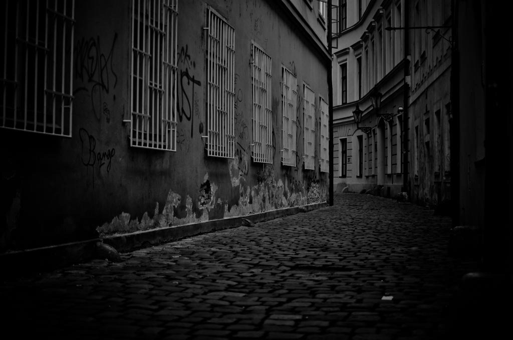 Gassen in Prag