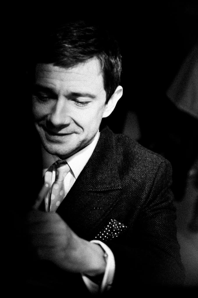 Martin Freeman (Bilbo)