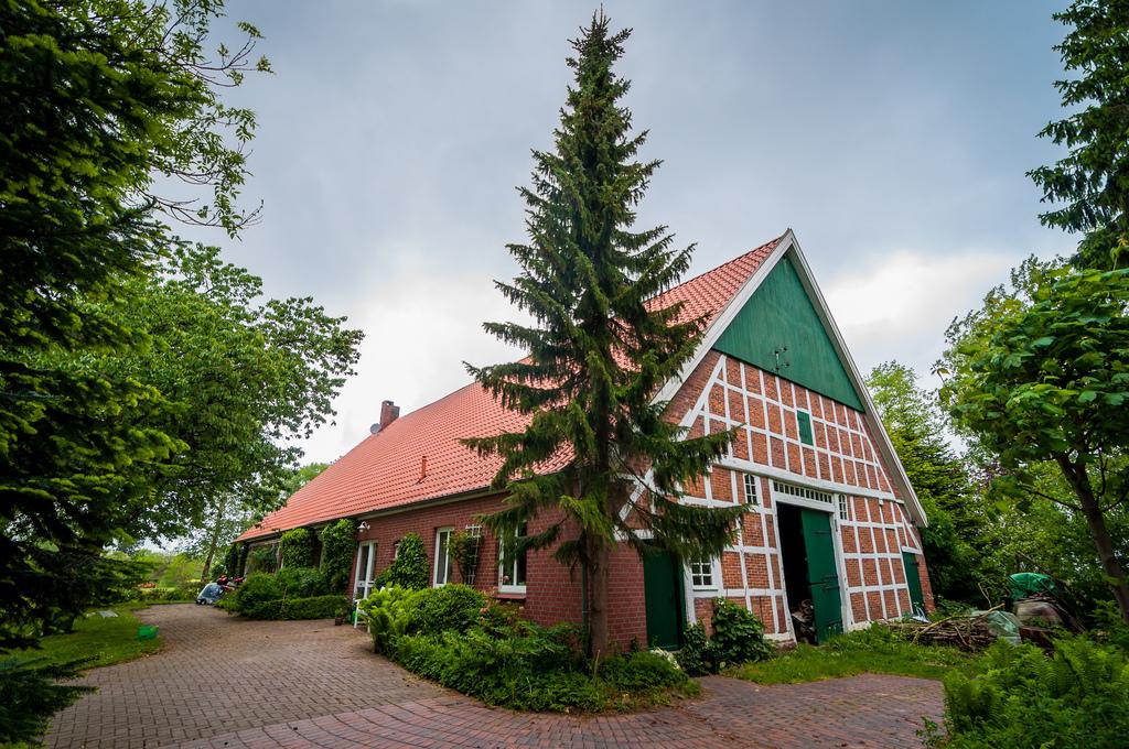 In diesem Bauernhaus finden die Sprints von Jimdo in Cuxhaven seit ein paar Jahren statt. (Bild: Jimdo)